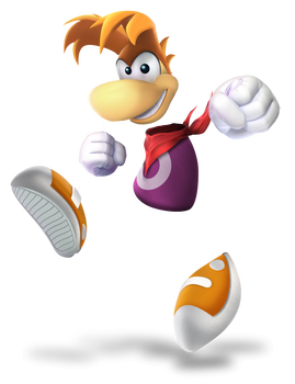 Rayman Classic Outfit