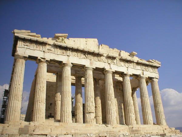 Parthenon by Str8Flush