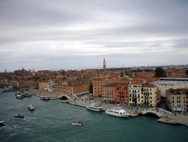 Venice, Italy by Str8Flush