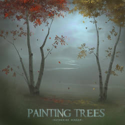 Tutorial - Painting Trees by jezebel