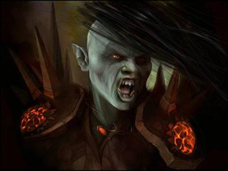 Ulsoga - Orc Warlock