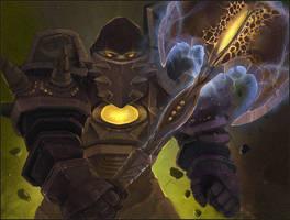 Datank - Orc Warrior by jezebel
