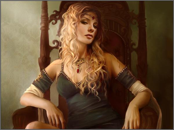 Resultado de imagen de cersei lannister fan art
