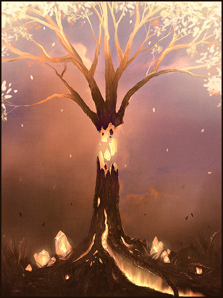 Sketchpaint Tree 2 by jezebel