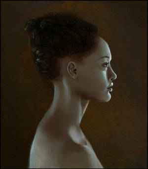 Sketchpaint Female Profile
