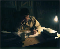 Paranormal Investigator by jezebel