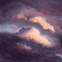 Cloud Sketch by jezebel