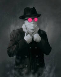 The Invisible Man by jezebel