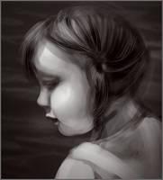Speedpaint Girl by jezebel