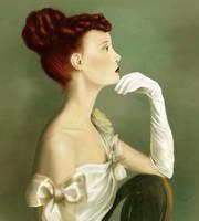 Graceful Beauty by jezebel