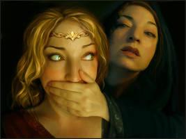 Cersei Abducted