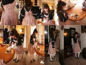 Sweet Lolita Summer Dress MTO