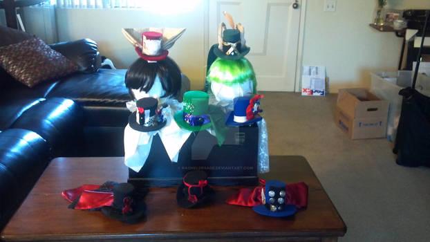 Avengers Hats Asemble