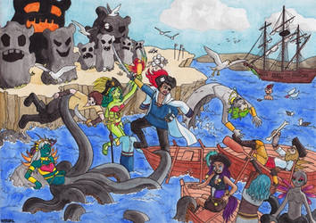 Pirates des Tsukibes