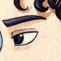 Pour Ailyta, un dessin qu'elle a gagné au quizz NAT de décembre. Non non, je ne suis pas en retard.