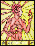 Stained glass: Neeri