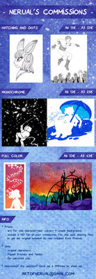 Commissions are open =)