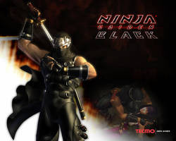 Ninja Gaiden Black Desktop by Ninja-Gaiden