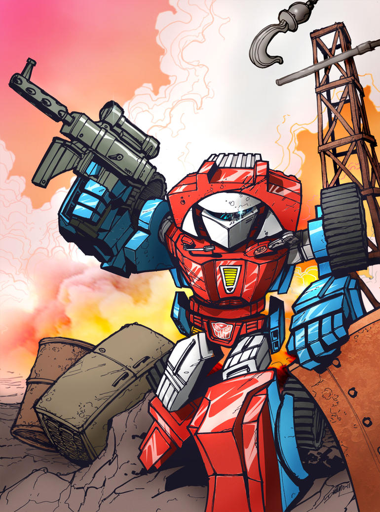 transformer gears coloring pages - photo#32