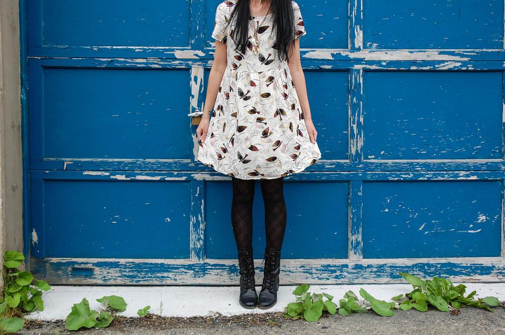 Bird Dress by xstockx
