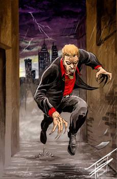 Vampire - Vann Ravenborn - by Tomgo