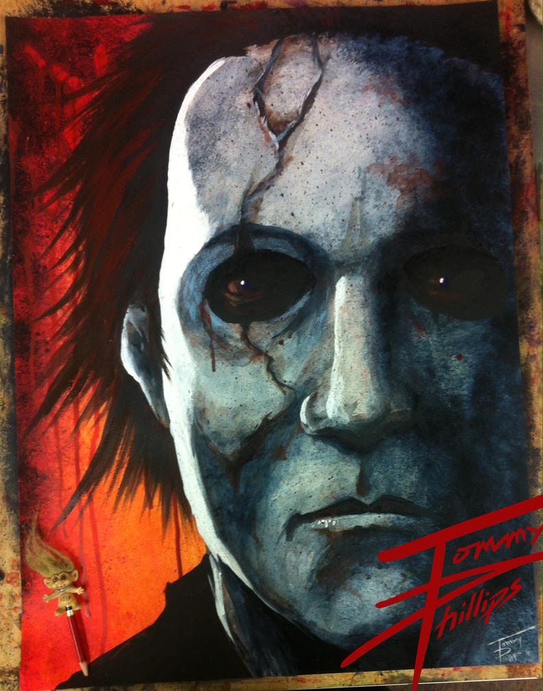 Michael Myers by TommyPhillips