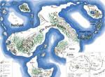 Sundast and Her Surrounding Principalities