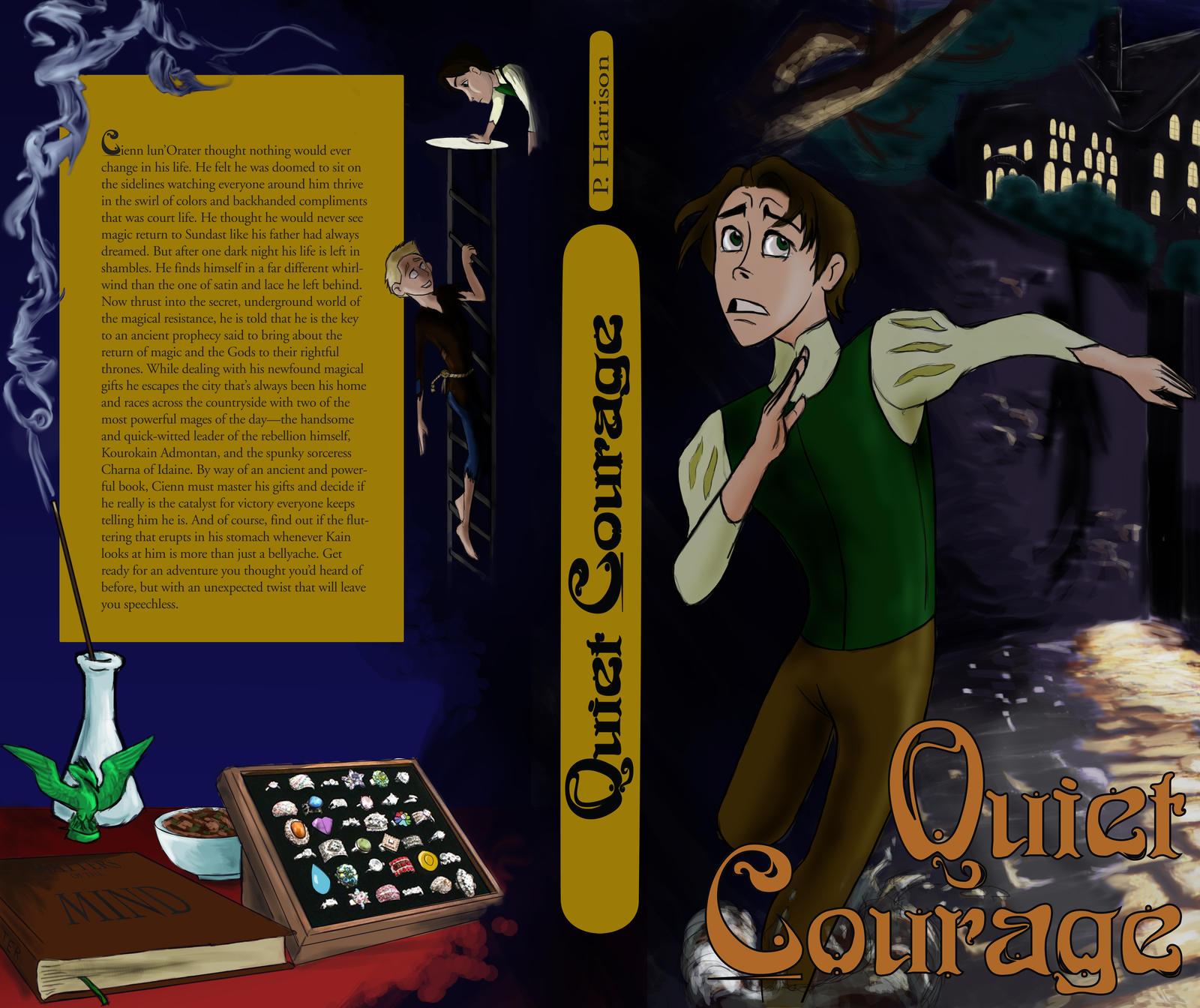 Quiet Courage by Evendar