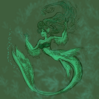 Salisae Doodle by Evendar