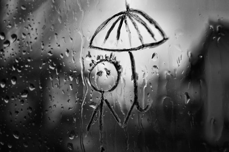 rainy days by RidiculousDream