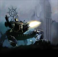 Warhammer: Defiler by mikkow