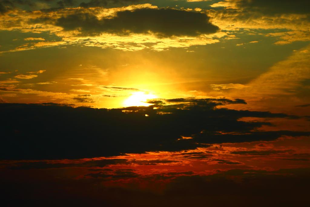 Another beautiful North Dakota sunset by Paganheart22
