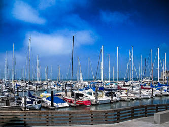 San Francisco Pier by Paganheart22