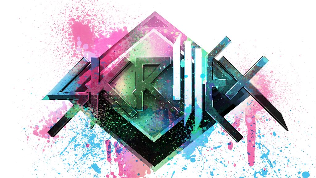 Skrillex looks like