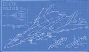 XB-170 Valkyrie II by PAK-FAace1234