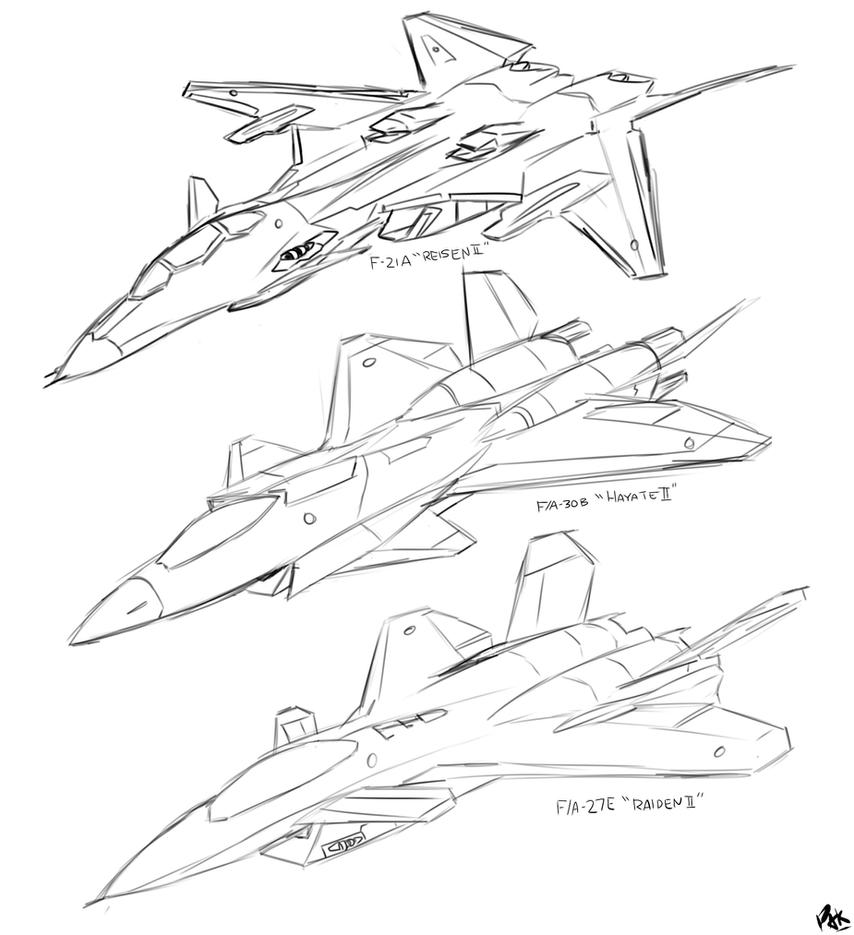 F 117 Stealth Fighter Drawing JASDFJMSDF Fighters by PAK-