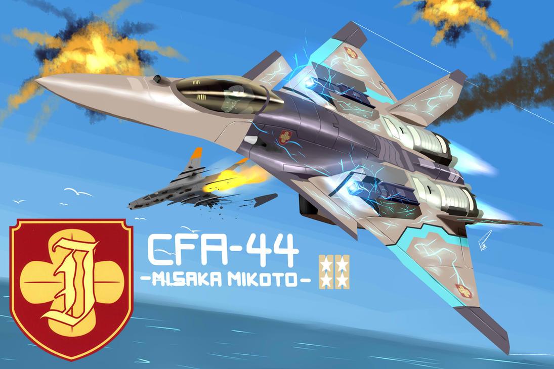 Cfa 44 Misaka Mikoto By Pak Faace1234 On Deviantart