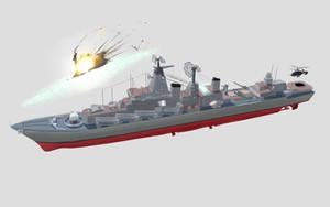 Heavy Missile Cruiser Pitomnik