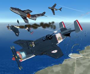 Battle for Randgriz by PAK-FAace1234