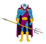 Poseidon Marvel