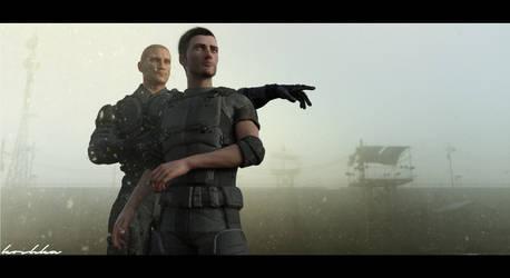 Mercenaries.
