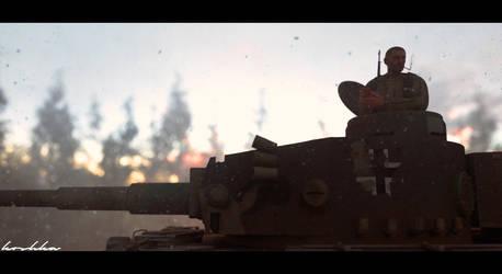 War is over...