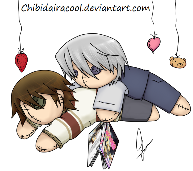 Misaki And Usagi Chibi | www.pixshark.com - Images ...