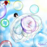 CM75:Hi-Ho, we stacking Bo-Bo Balloons