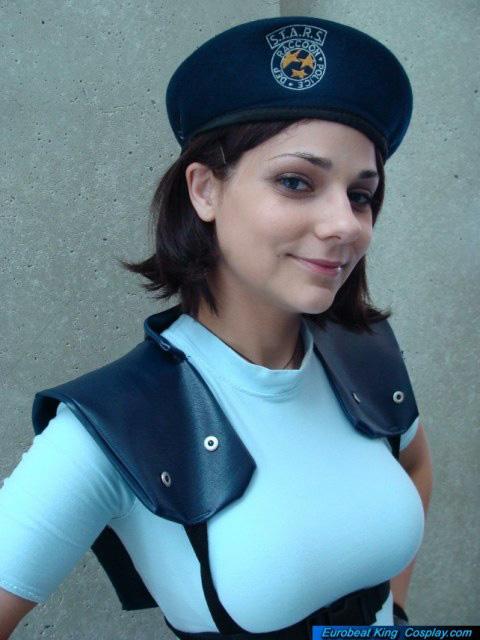 Officer Valentine by Cortana2552