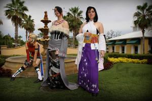 Fantasy Girls by Cortana2552