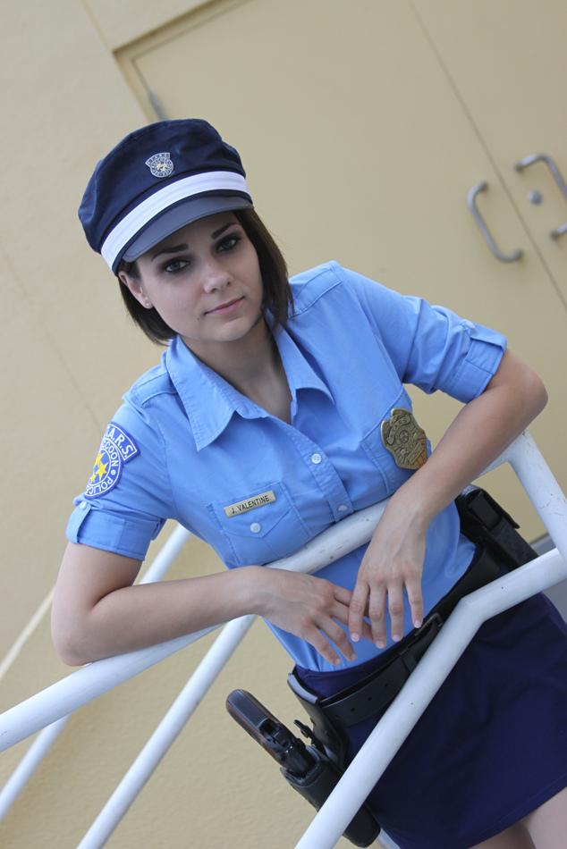 Resident Evil: Officer Jill Valentine by Cortana2552