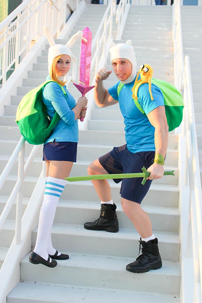 Finn and Fionna - Adventure Time! by Cortana2552 ...  sc 1 st  DeviantArt & Finn and Fionna - Adventure Time! by Cortana2552 on DeviantArt