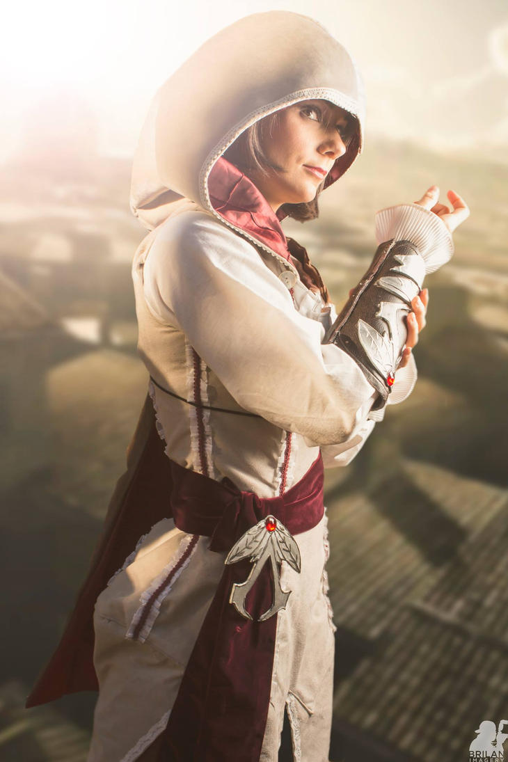Ezio Auditore - Assassin's Creed by Cortana2552