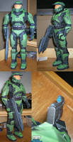 Halo Master Chief Assembled